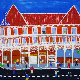 Mario's Hotel,Broken Hill by Wayne Elliott-730