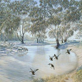 Richard Weatherly Crooked Creek