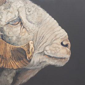 Jill Barber Richardson Cecil 152 x 122 cm $6,000
