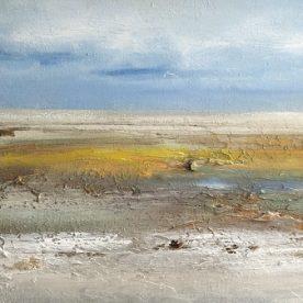 Georgie Gall Desert Colours 42 x 80cm $700