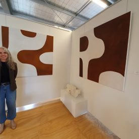Dawn Robinson In Situ Exhibition