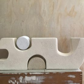Dawn Robinson Insitu Limestone 64l x 24h x 14d $600