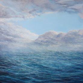 Pam Connelly Ocean Love 5 110 x 140cm $3,400