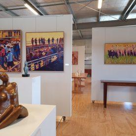 Virginia Farley Journey Exhibition 1