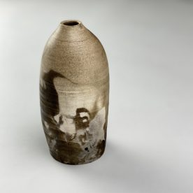 Kirsty Manger Aad Guray Nameh Porcelain, pit fired 17 x 7.5cm $175