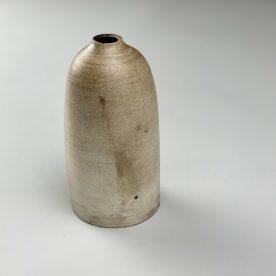 Kirsty Manger Lokah Samastah Sukhino Bhavantu Porcelain, pit fired 15 x 7cm $175