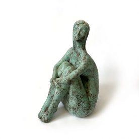 Laura Jane Wylder Luna Bronze Edition of 100 $950 SOLD - ORDERS TAKEN