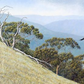 Richard Weatherly Spirit of Howqua Giclee' Ed of 150 44 x 67cm Framed $700 p9 ORDERS TAKEN