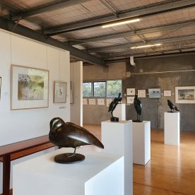 A Brush with Birds Exhibition 4a