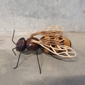 George Chirnside Bee Multi-colour Timber Handcrafted $950