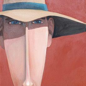 William Linford Farmer Long 88 x 45cm Oil on canvas $1,700